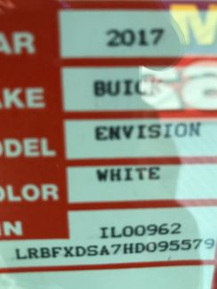 2017 Buick Envision Essence Nephi, Utah 11