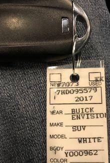 2017 Buick Envision Essence Nephi, Utah 10