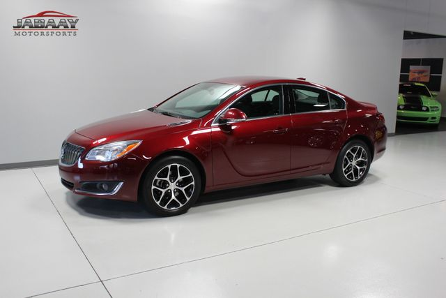 2017 Buick Regal Sport Touring Merrillville, Indiana 35