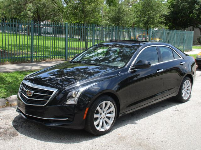 2017 Cadillac ATS Sedan AWD all prices subject to change without notice VIN 1G6AG5RX2H0173904 3