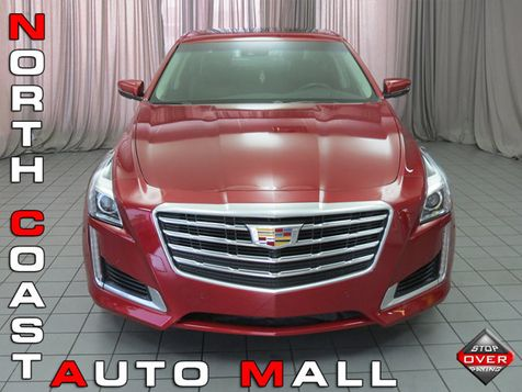 2017 Cadillac CTS Sedan Premium Luxury AWD in Akron, OH