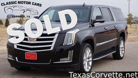 2017 Cadillac Escalade ESV Luxury | Lubbock, Texas | Classic Motor Cars in Lubbock, Texas