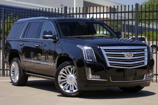2017 Cadillac Escalade PLATINUM * 22's * DVD * WHAM BAM THANK YOU MA'AM Plano, Texas