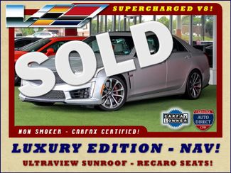 2017 Cadillac V-Series CTS-V RWD - LUXURY EDITION! $97,765 MSRP! Mooresville , NC