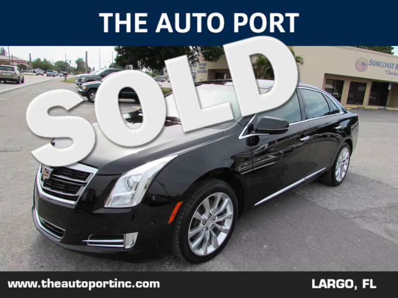 2017 Cadillac XTS Luxury W/NAVI | Clearwater, Florida | The Auto Port Inc in Clearwater Florida