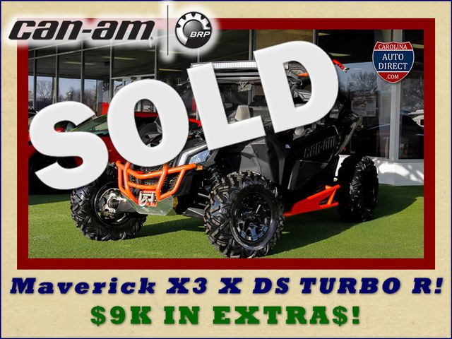 2017 Can Am Maverick X3  X DS TURBO R - $9K IN EXTRA$! Mooresville , NC 0