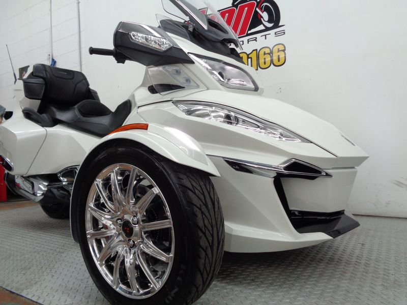 2017 Can-Am Spyder RT Limited SE6  Oklahoma  Action PowerSports  in Tulsa, Oklahoma