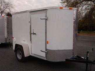 2017 Cargo Craft 5x8 Enclosed in Madison, Georgia