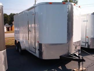 2017 Cargo Craft 7x16 Enclosed in Madison, Georgia