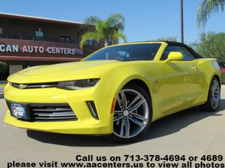 2017 Chevrolet Camaro LT | Houston, TX | American Auto Centers in Houston TX
