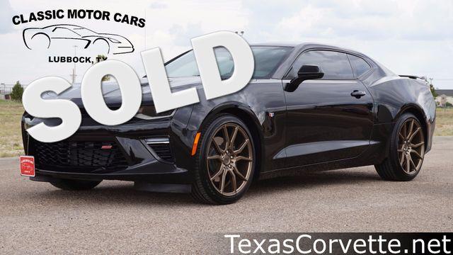 2017 Chevrolet Camaro SS   Lubbock, Texas   Classic Motor Cars