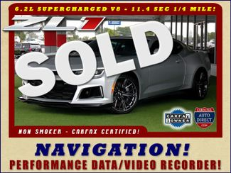 2017 Chevrolet Camaro ZL1 - NAV - PERFORMANCE DATA RECORDER! Mooresville , NC