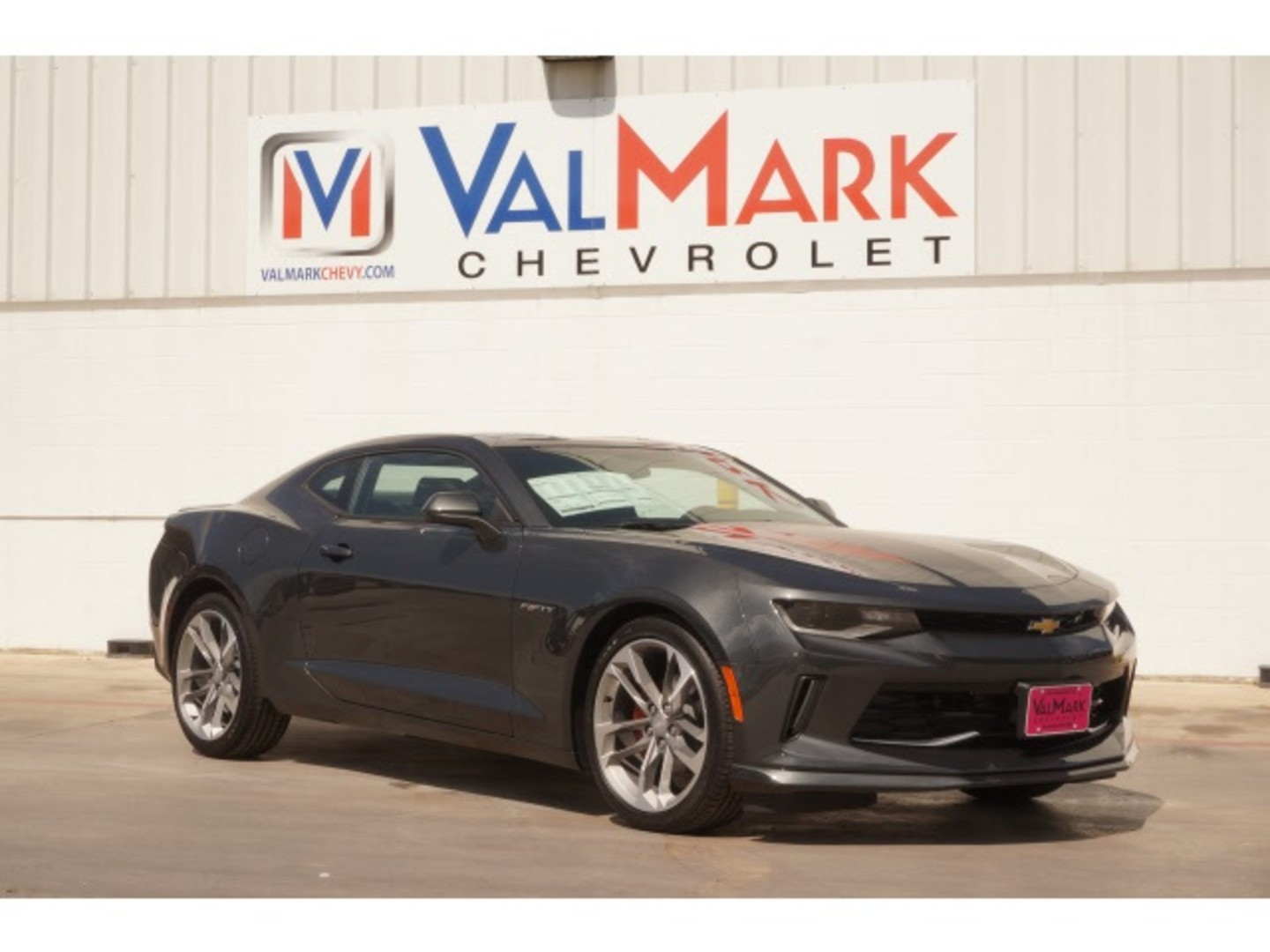 2017 chevrolet camaro lt city texas valmark chevrolet. Black Bedroom Furniture Sets. Home Design Ideas
