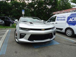 2017 Chevrolet Camaro SS CONVERTIBLE SEFFNER, Florida 34