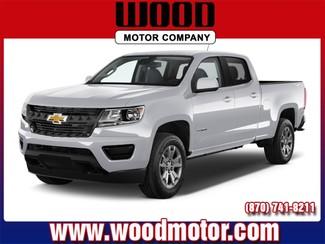 2017 Chevrolet Colorado 4WD LT Harrison, Arkansas