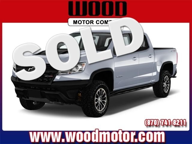 2017 Chevrolet Colorado 4WD ZR2 Harrison, Arkansas 0