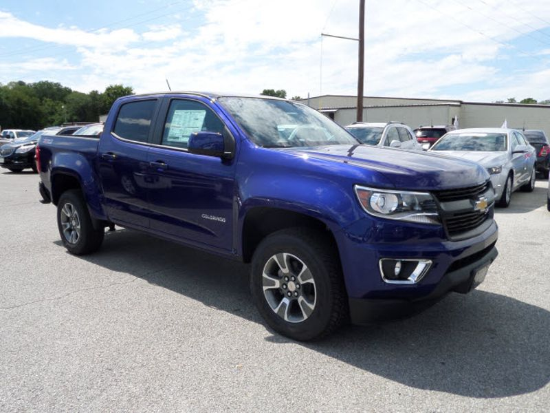 2017 Chevrolet Colorado 4WD Z71  city Arkansas  Wood Motor Company  in , Arkansas