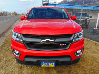 2017 Chevrolet Colorado 4WD Z71 Nephi, Utah 1