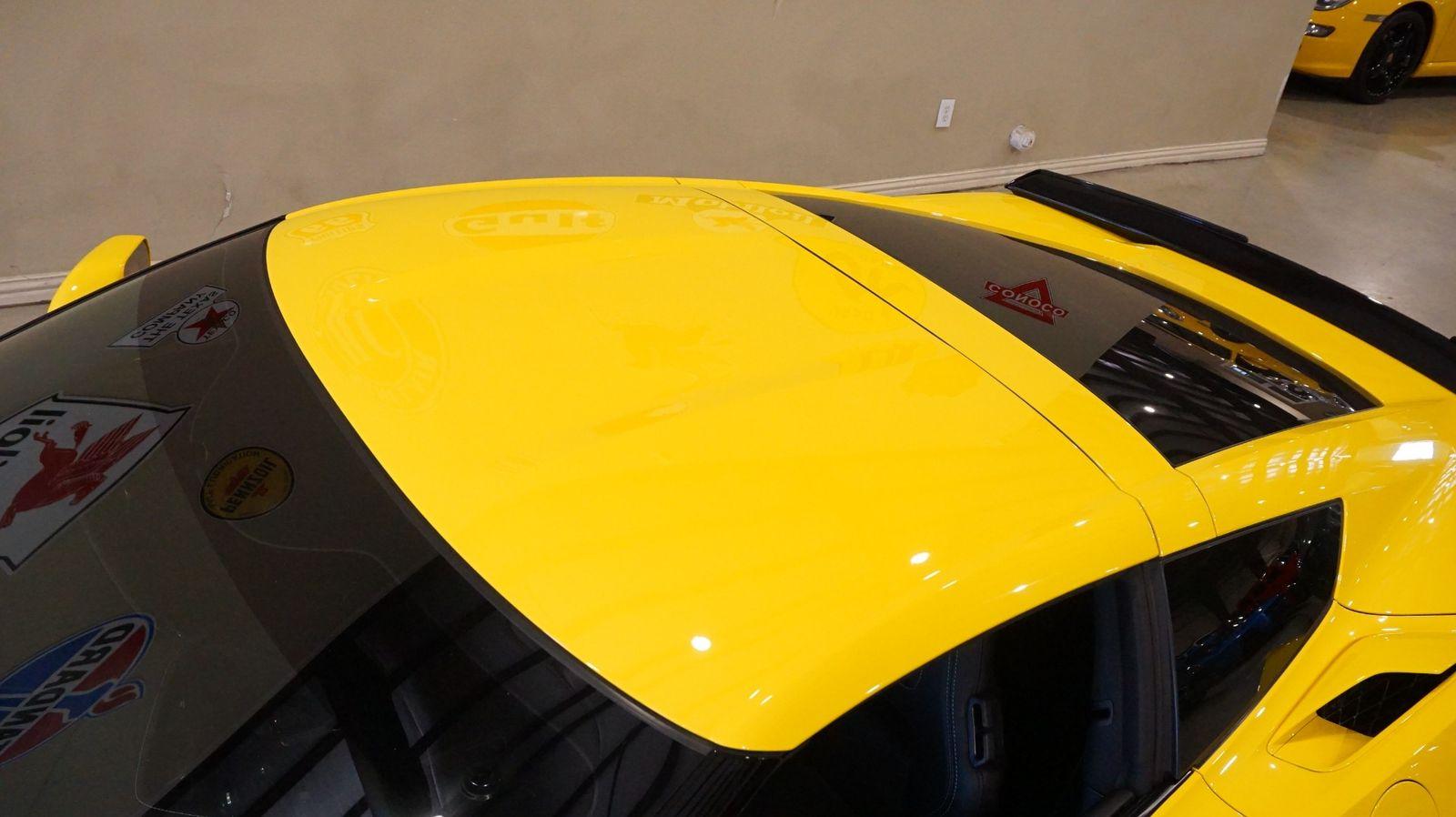 2017 Yellow Chevrolet Corvette Grand Sport 1LT | C7 Corvette Photo 8