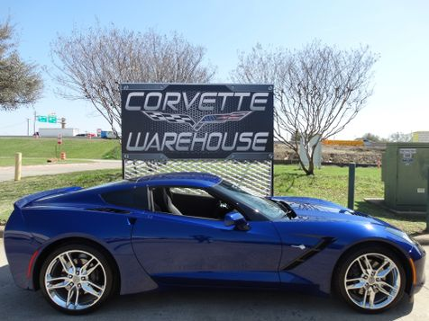 2017 Chevrolet Corvette Coupe Z51, 2LT, NAV, Auto, Chromes 5k! | Dallas, Texas | Corvette Warehouse  in Dallas, Texas