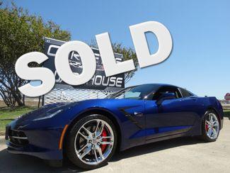 2017 Chevrolet Corvette Coupe Z51, 2LT, NAV, Chromes, Only 539 Miles!   Dallas, Texas   Corvette Warehouse  in Dallas Texas