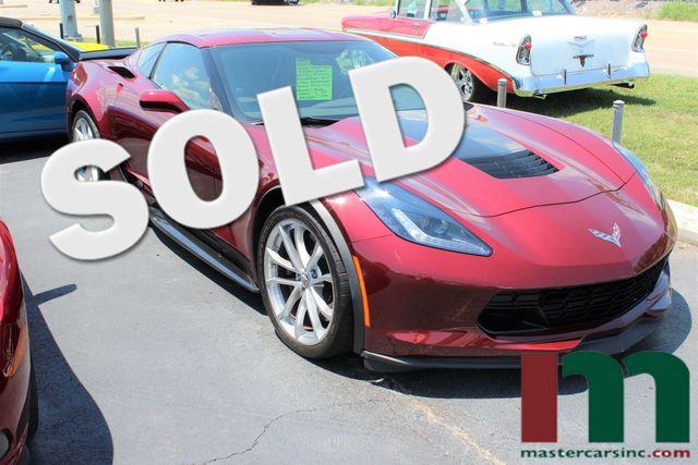 2017 Chevrolet Corvette Stingray Grand Sport    Granite City, Illinois   MasterCars Company Inc. in Granite City Illinois