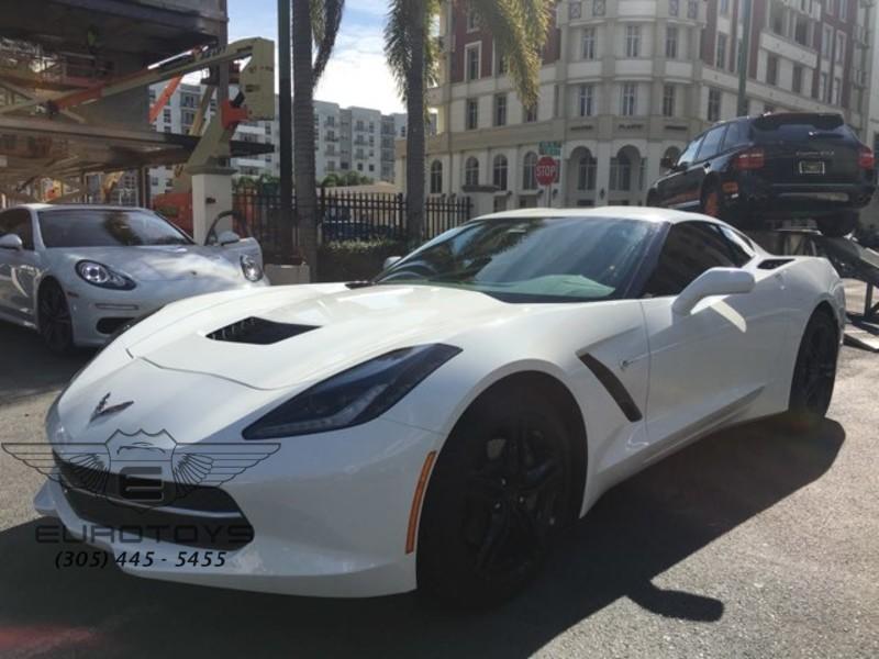 2017 Chevrolet Corvette 1LT in Miami FL