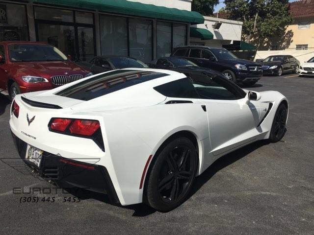 2017 Chevrolet Corvette 1LT in Miami, FL