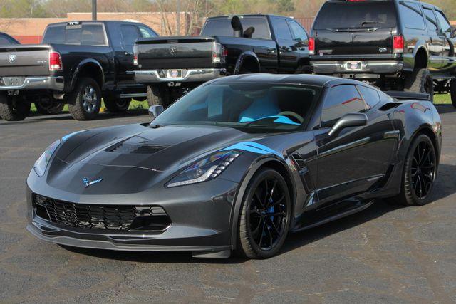 2017 Chevrolet Corvette Grand Sport Collector Edition 3LT - TENSION BLUE! Mooresville , NC 23