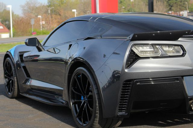 2017 Chevrolet Corvette Grand Sport Collector Edition 3LT - TENSION BLUE! Mooresville , NC 31