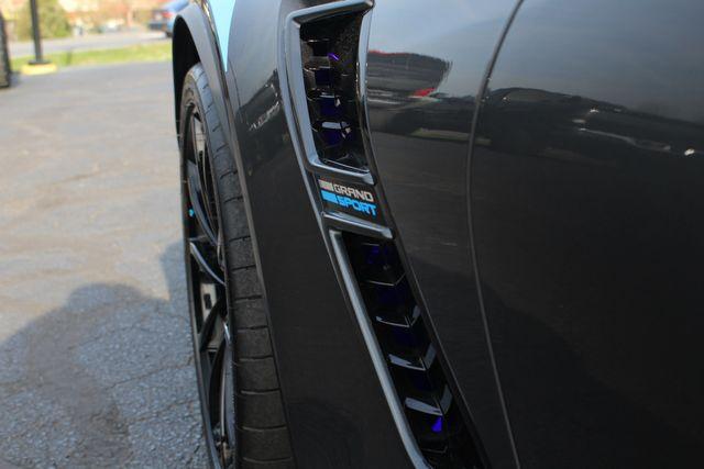 2017 Chevrolet Corvette Grand Sport Collector Edition 3LT - TENSION BLUE! Mooresville , NC 37