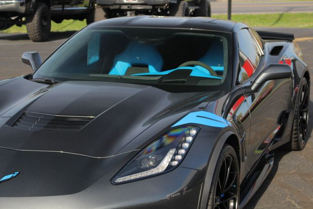 2017 Chevrolet Corvette Grand Sport Collector Edition 3LT - TENSION BLUE! Mooresville , NC 27