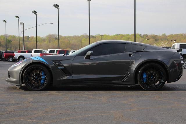 2017 Chevrolet Corvette Grand Sport Collector Edition 3LT - TENSION BLUE! Mooresville , NC 15