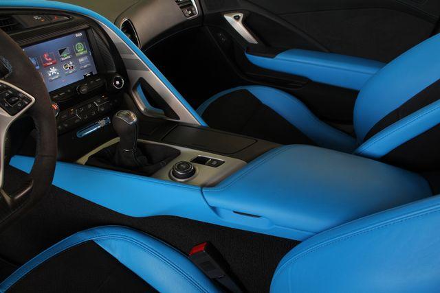 2017 Chevrolet Corvette Grand Sport Collector Edition 3LT - TENSION BLUE! Mooresville , NC 61