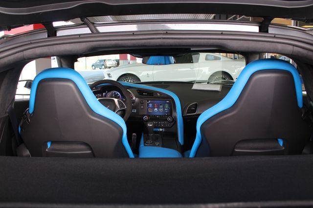 2017 Chevrolet Corvette Grand Sport Collector Edition 3LT - TENSION BLUE! Mooresville , NC 64