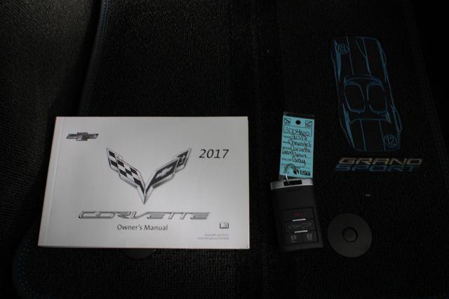 2017 Chevrolet Corvette Grand Sport Collector Edition 3LT - TENSION BLUE! Mooresville , NC 18