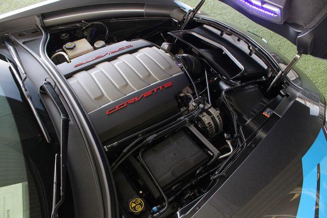 2017 Chevrolet Corvette Grand Sport Collector Edition 3LT - TENSION BLUE! Mooresville , NC 71