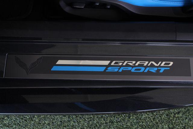 2017 Chevrolet Corvette Grand Sport Collector Edition 3LT - TENSION BLUE! Mooresville , NC 41