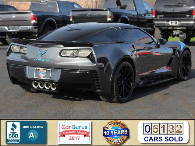 2017 Chevrolet Corvette Grand Sport Collector Edition 3LT - TENSION BLUE! Mooresville , NC 2