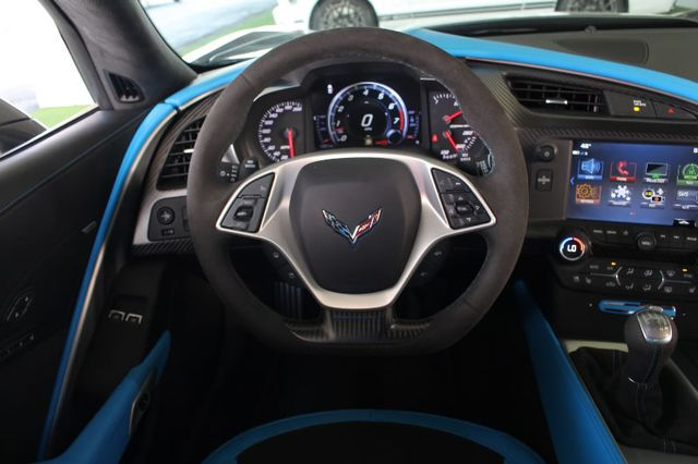 2017 Chevrolet Corvette Grand Sport Collector Edition 3LT - TENSION BLUE! Mooresville , NC 6