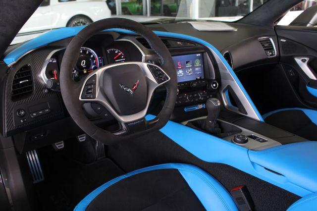2017 Chevrolet Corvette Grand Sport Collector Edition 3LT - TENSION BLUE! Mooresville , NC 45