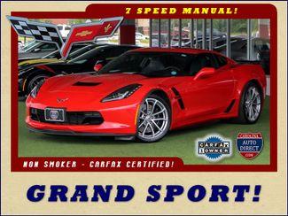 2017 Chevrolet Corvette Grand Sport 1LT - 1 OWNER - 7SP MANUAL! Mooresville , NC