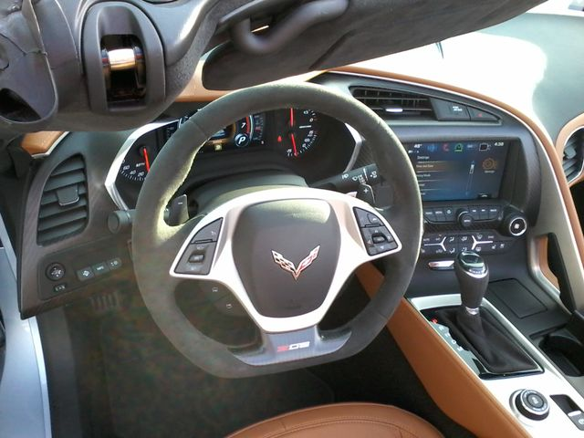 2017 Chevrolet Corvette Z06 3LZ Convertible San Antonio, Texas 20