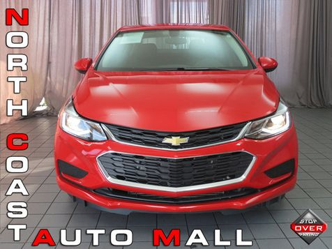 2017 Chevrolet Cruze LT in Akron, OH