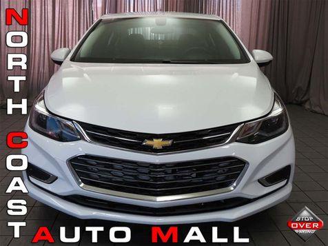 2017 Chevrolet Cruze Premier in Akron, OH