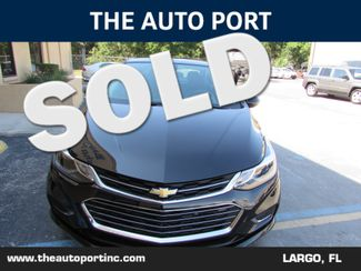 2017 Chevrolet Cruze in Clearwater Florida