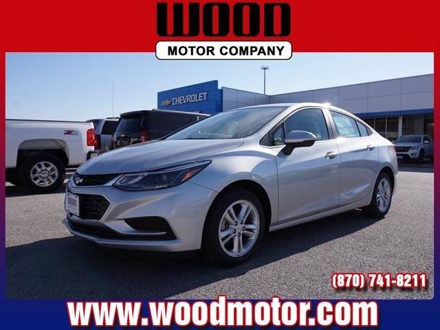 2017 Chevrolet Cruze LT Harrison, Arkansas 0