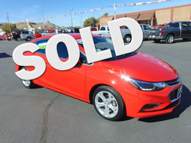 2017 Chevrolet Cruze Premier | Kingman, Arizona | 66 Auto Sales in Kingman Arizona