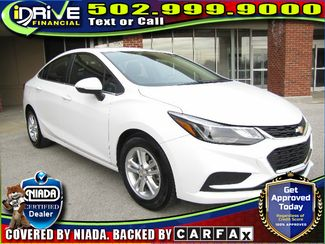 2017 Chevrolet Cruze LT | Louisville, Kentucky | iDrive Financial in Lousiville Kentucky