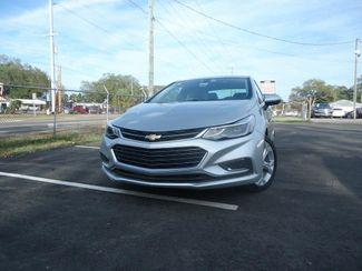 2017 Chevrolet Cruze Premier SEFFNER, Florida 4